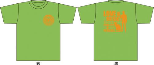 うたの☆プリンスさまっ♪Tシャツ 「愛島セシル」