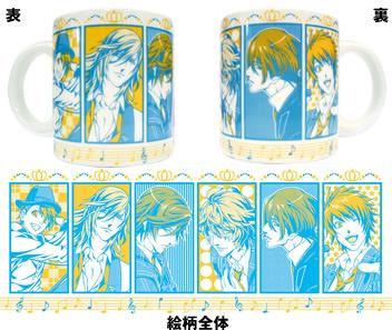 うたの☆プリンスさまっ♪ マグカップ