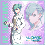 うたの☆プリンスさまっ♪Debut マイクロファイバーミニタオル 「美風藍」
